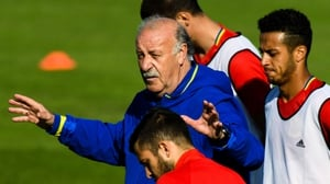 Del Bosque is sticking with what has worked for Spain in the past