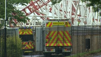 10 people injured in Scottish rollercoaster crash