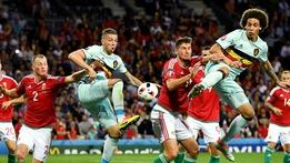 Euro 2016 Extras: Hungary v Belgium (highlights)