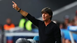 Joachim Low led Germany to the World Cup in 2014