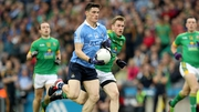 Diarmuid Connolly weighed in with four points for Dublin