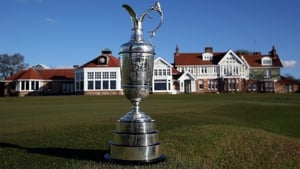 Muirfield was removed from the tournament rota for the Open Championship in May