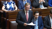 Enda Kenny tells the Dáil that negotiations on withdrawal of Britain from the EU are unlikely to commence yet