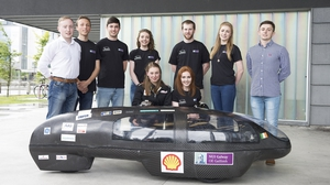 The car could travel from Galway to Dublin using just 13 cents worth of electricity