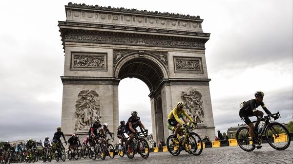 The Tour de France starts on Saturday
