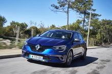 The new Renault Megane