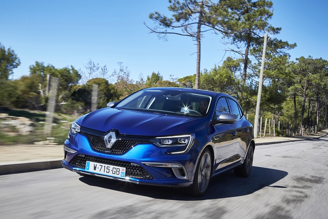 The new Renault Megane