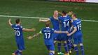 Iceland stun England to reach last 16