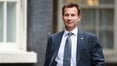 Hunt raises prospect of second EU referendum