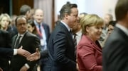 David Cameron will meet Francois Hollande and Angela Merkel today