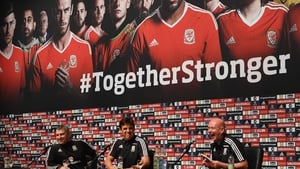 Chris Coleman: 'It's not getting out of the group stages for them, but getting to a semi-final or final'