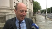 Shane Ross said there is a need for calm following the British decision to exit the EU