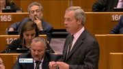 One News Web: European Parliament discusses Brexit vote