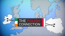 Ireland's connection with Poland continues to strengthen