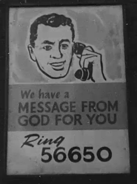 Message from God (1966)