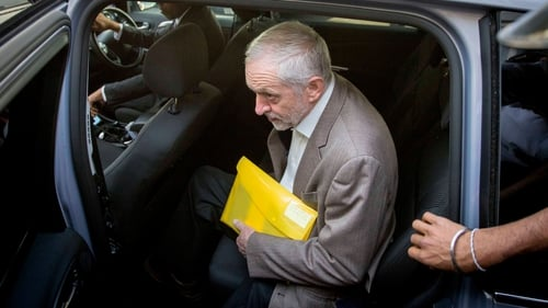 Jeremy Corbyn is under pressure from Labour MPs following the Brexit referendum