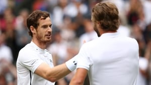 Murray defeated Liam Broady in one hour 43 minutes