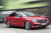 The new Mercedes E-Class