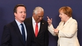 Merkel says Britain cannot cherry-pick EU benefits