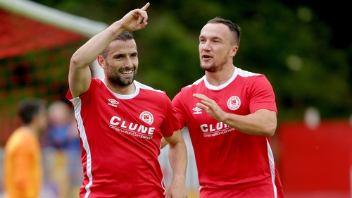 Christy Fagan is hoping that the Inchicore faithful can give his side a boost