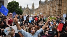 Millions of Britons have reacted with shock after the country voted last week to leave the EU by 52% to 48%