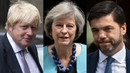 Boris Johnson, Theresa May and Stephen Crabb are likely contenders in the leadership race