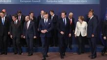 Last night was David Cameron's final appearance at an EU summit