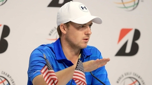 Jordan Spieth: 'I've always been excited about the possibility but there's quite a few different factors '