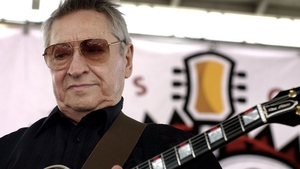 Scotty pictured at the 50th Anniversary Of Rock N Roll Reunion Party at Sun Studio in Memphis, 2004