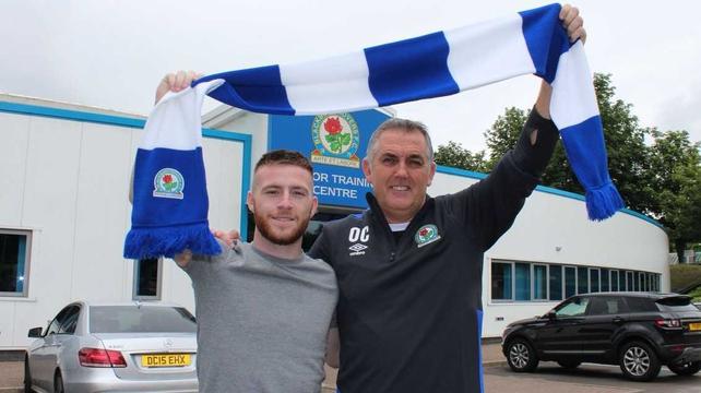 Ireland U21 star Jack Byrne joins Blackburn