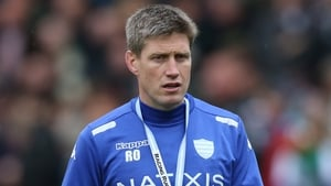 Ronan O'Gara is now a winning racehorse owner
