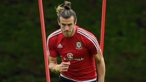 Bale is proud to still be flying the Wales flag