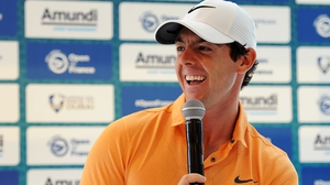 Rory McIlroy insists that no golfer grew up dreaming of winning the Olympics