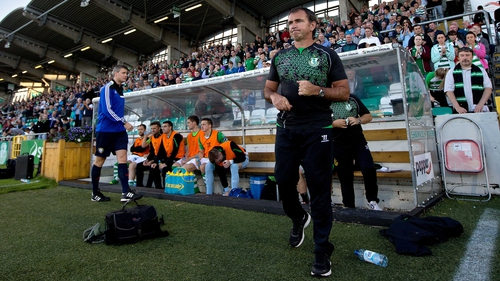 Pat Fenlon: 'There's players coming through the system even though we don't have a lot of finances.'