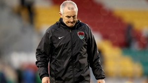 Cork City manager John Caulfield