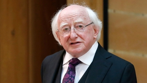 President Michael D Higgins was speaking at an event to mark National Care Leavers' Day