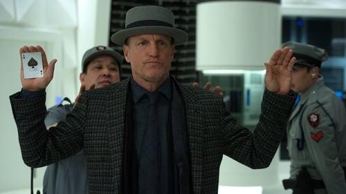 Woody Harrelson is back as Merritt McKinney