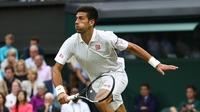 Record-breaking Djokovic on cruise control