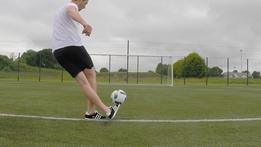 Dara's Football Skills: The Rabona