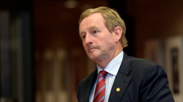 Kenny's leadership and Reilly's re-appointment were the key topics at FG parliamentary party meeting