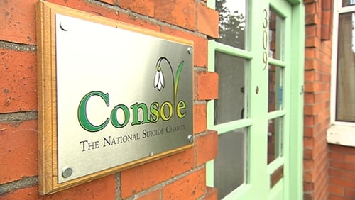 The interim chief executive of Console has taken possession today of some assets of the charity including two company cars, files, records and computers