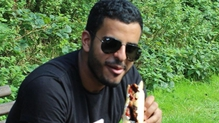 Ibrahim Halawawas arrested by the Egyptian army in August 2013