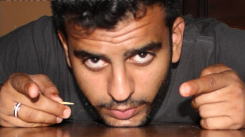 Ibrahim Halawa was arrested in a mosque during disturbances in Cairo in August 2013