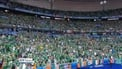 Republic of Ireland soccer fans to be honoured for sportsmanship at Euro 2016