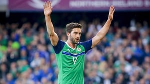 Will Grigg will not face San Marino or Germany