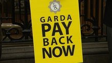 The GRA rejected the Lansdowne Road Agreement on public sector pay