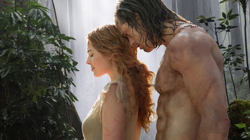 Margot Robbie and Alexander Skarsgård are the perfect Jane and Tarzan for this generation