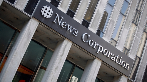 News Corp Stock Falls as Y2Y Loss Widens