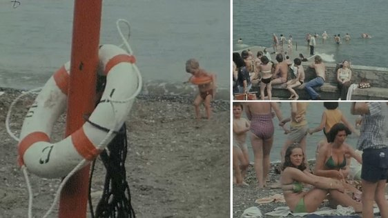 Heatwave in Ireland 1976