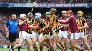 Galway and Kilkenny for their thord championship meeting in a year